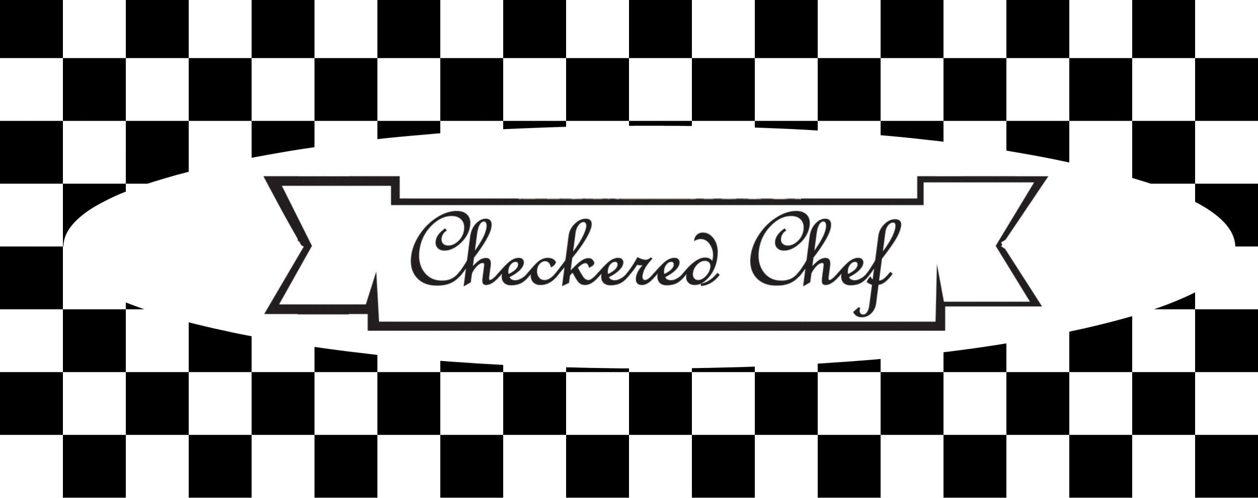 Checkered Chef Logo