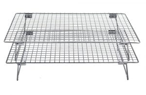 Stackable Cooling Rack Two Pack